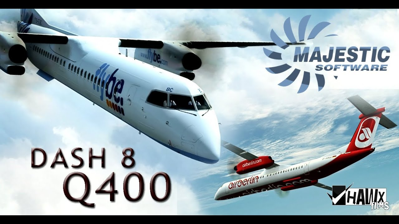 simMarket: MAJESTIC SOFTWARE - DASH 8 Q400 PRO EDITION 64BIT P3D