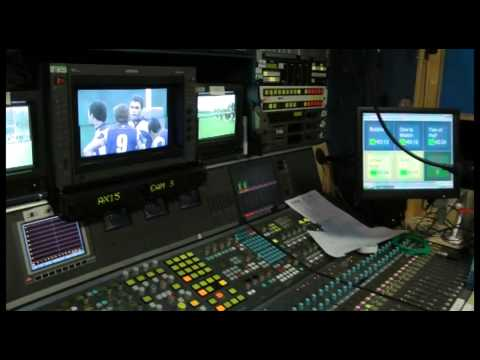 Outside Broadcast Training Hosted At Kingston University, By Television And Video Technology