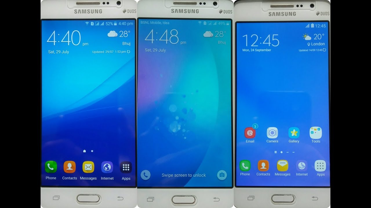 Galaxy j3 pro rom for grand prime