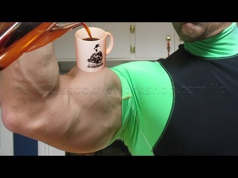 Coffee as a Supplement - Bodybuilding, Caffeine, strength, and performance