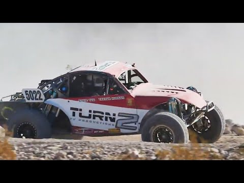 2021 Best In The Desert: Parker 425 Team Trainwreck Feature