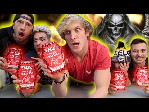 THE DEADLY ONE CHIP CHALLENGE!