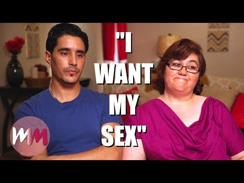 Thumbnail: Top 10 Most Awkward Moments from 90 Day Fiancé
