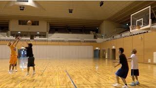 【プライド捨】3vs2ならバスケ部に勝てる!