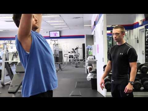 Greg Vaughn Personal Trainer Bio