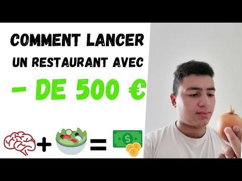 comment-lancer-un-restaurant-avec-moins-de-500-euros-?!!