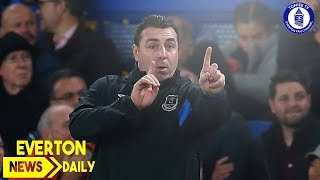 Unsworth Now Favourite | Everton News Daily