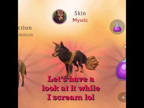 Download Wildcraft: I GOT MY FIRST EVER MYSTIC SKIN!!!
