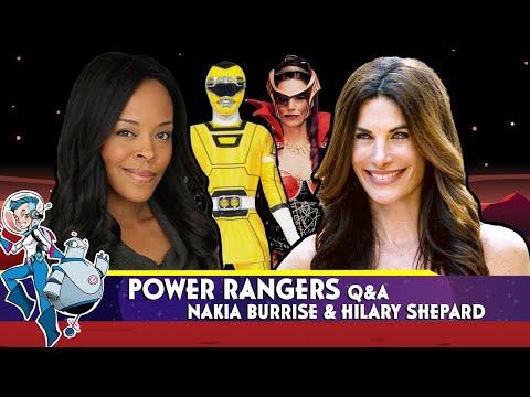 Power Rangers Q&A