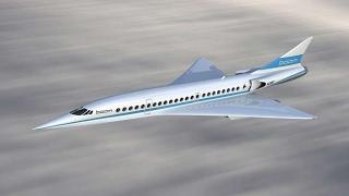 Vuelve el avión supersónico de pasajeros