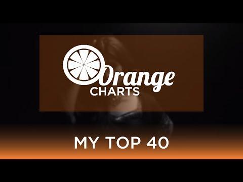 Orange Charts • Top 40 songs of the week • June, 26th 2017
