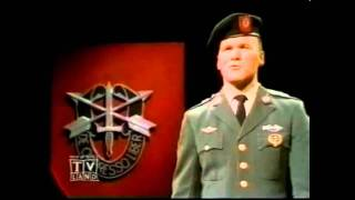 Ballad of the Green Berets - [HD] - - - SSGT Barry SADLER