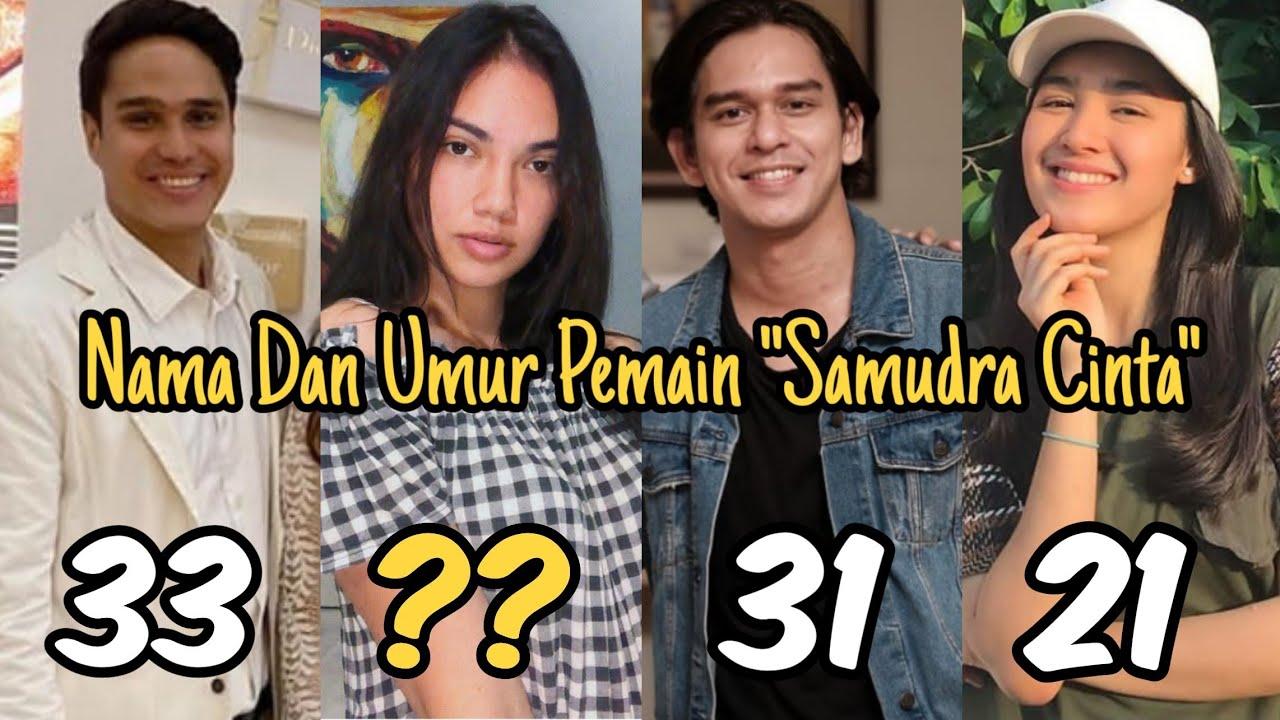Episode Baru‼️ Nama Dan Umur Asli Pemain Samudra Cinta SCTV, FT Haico Van Der Veken Dan Rangga Azof