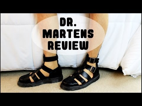Shoe Review: Dr. Martens Geraldo