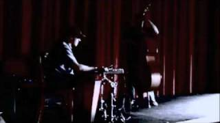 Double Bass and Percussion