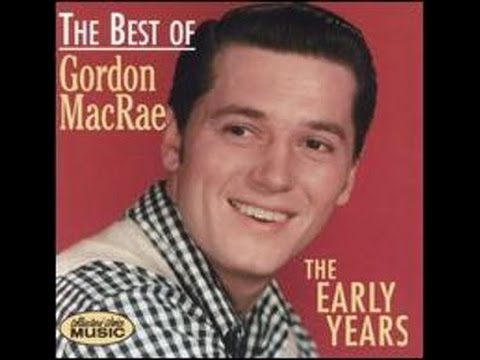 Gordon MacRae ~ Face to Face