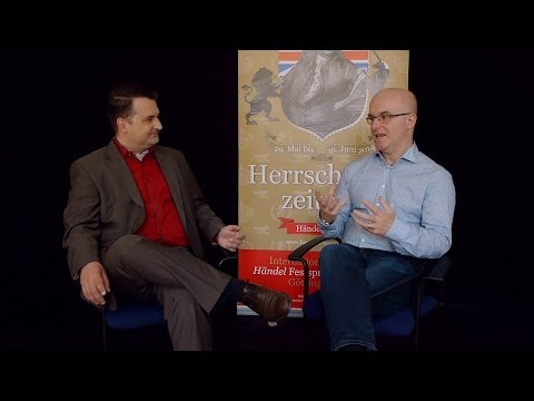 Interview with Laurence Cummings and Tobias Wolff, Göttingen Handel Festival 2014