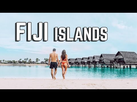Besos from Fiji Islands | Travel drone video 4K