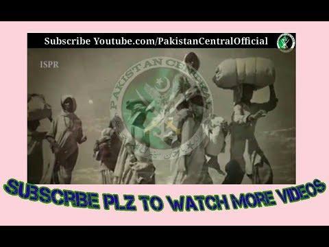 ISPR New Song On Quaid E Azam Aniversary 25 Dec 2017   Zameen O Aasman