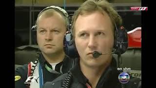 F1- GP da Bélgica 2008