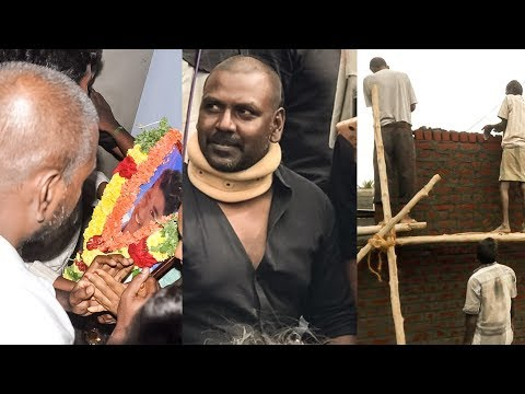 Raghava Lawrence builds a house for a Jallikattu Martyr