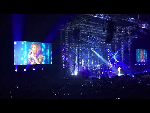 Celine Dion Jakarta - The Power Of Love - LIVE 07 July 2018