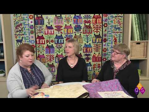 QuiltChat - Episode 44, May 2, 2018 | Labels, Free Pattern, Contest Deadlines