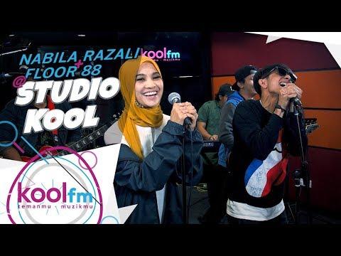 NABILA RAZALI & FLOOR 88 - Berjuta Batu (LIVE) - Studio Kool