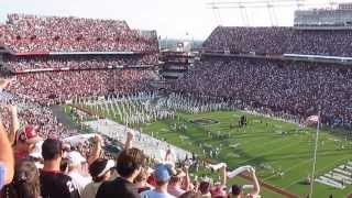 The Greatest Entrance in College Sports!