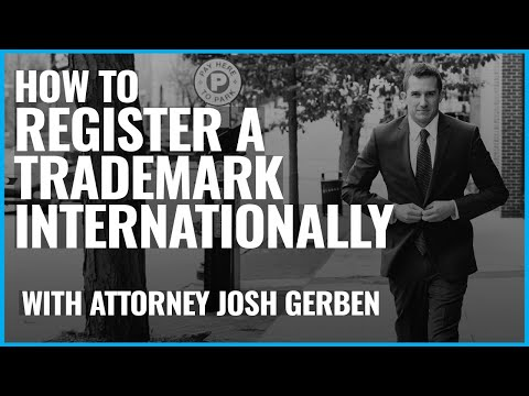How To Register A Trademark Internationally (2019)