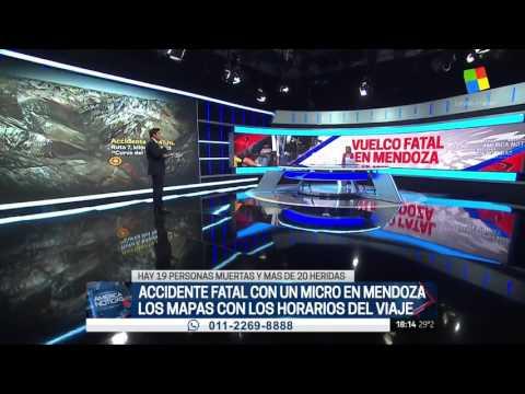 Tragedia en Mendoza: Jamás podré olvidar lo que vi en ese colectivo