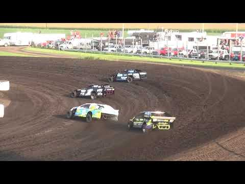 IMCA Sport Mod Makeup feature Benton County Speedway 8/12/18