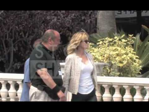 Antonio Banderas and Melanie Griffith in Cannes