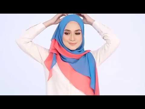 Easy & Casual Hijab Tutorial - Part 7
