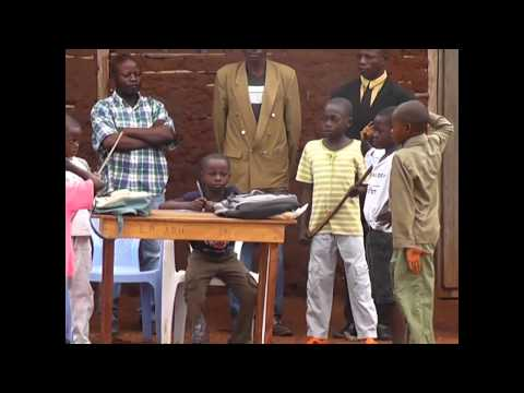 ADH Congo School-Project Mushapo 2013
