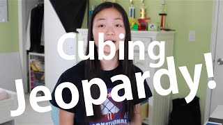 Cubing Jeopardy! ft. UberCuber, Sophie Chan, and TheProgrammingCuber