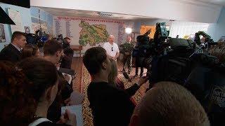 Лукашенко поручил восстановить Туровский крест