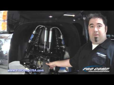 New Pro Comp 6 Inch Knuckle Suspension System for '99-'09 Chevy HD