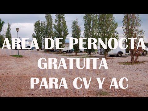 area-de-pernocta-gratuita,-para-caravanas-y-autocaravanas-en-la-garriga-(-juan-jose-lozano)