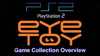 EyeToy Games - PS2 Collection Overview
