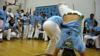 Professora Gata Brava vs. Contra Mestre Gui
