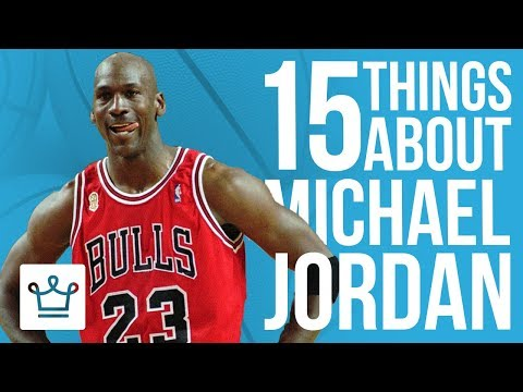 15 Things You Didn't Know About Michael Jordan