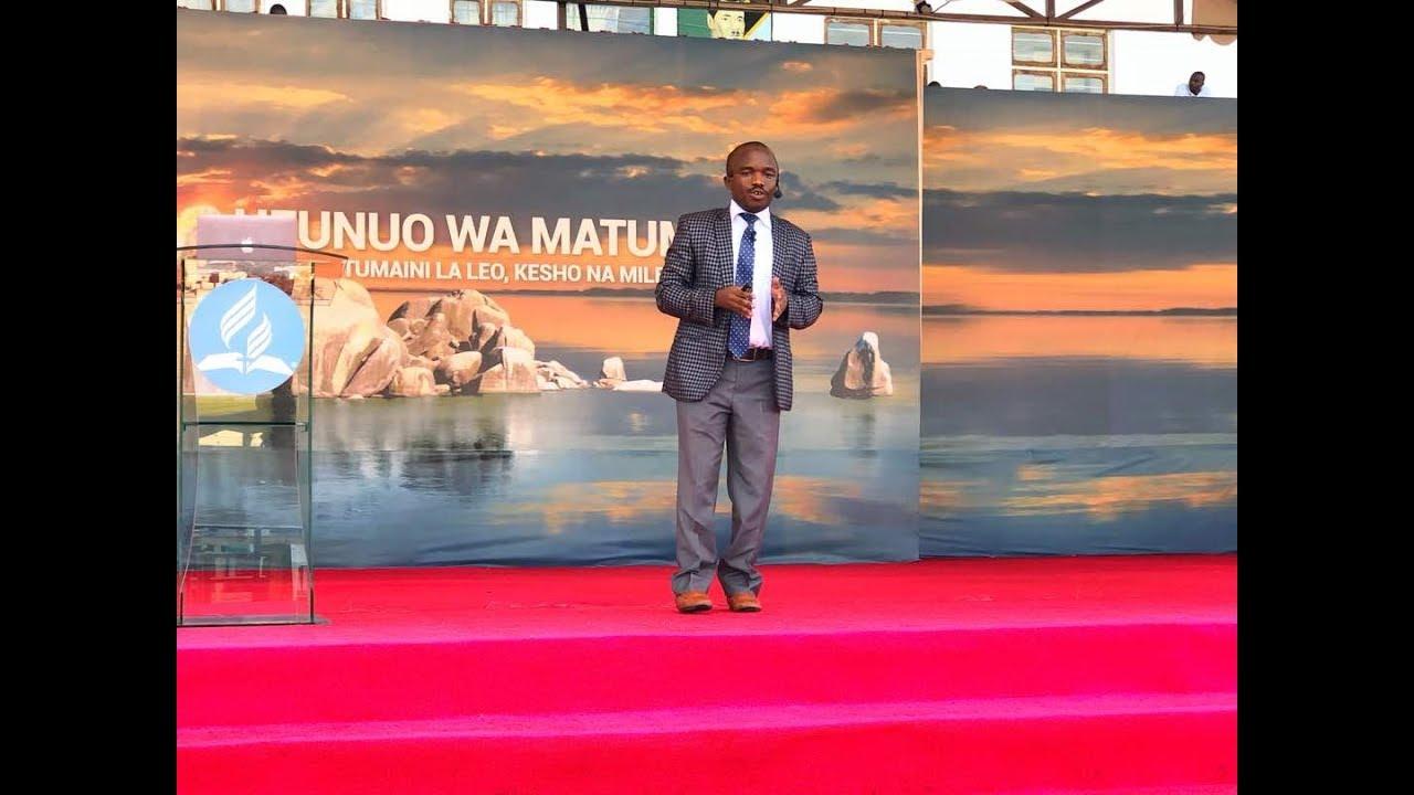 Mei 16, 2018 Kaya na Familia.. Mch.Mmbaga (Ufunuo wa Matumaini Mwanza 2018)