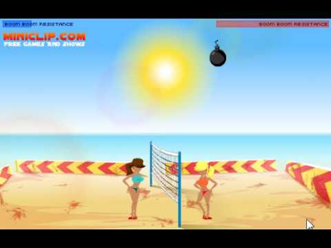 Boom Boom Volleyball — Levels 5–6