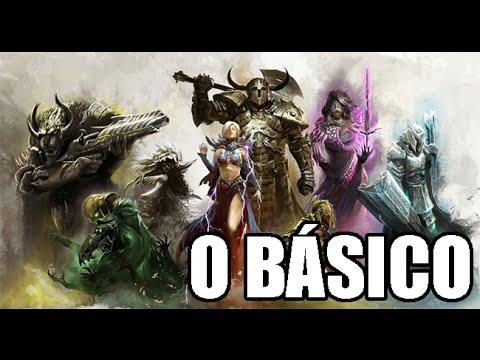 Guild Wars 2 | O Básico - Principais Aspectos