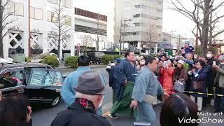 今年も大相撲初場所始まりました!日馬富士問題やらセクハラ行司やらな...