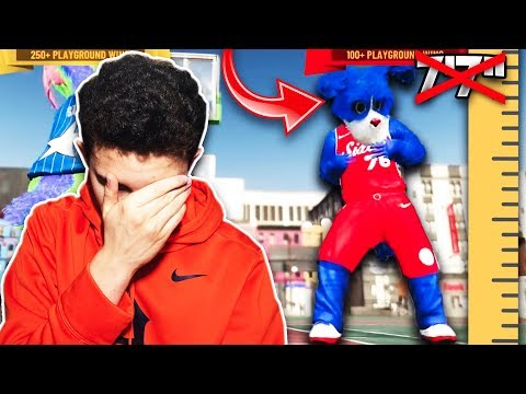 The SAD Truth About MASCOTS in NBA 2K19...