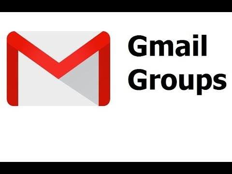 How To send Group Emails in Gmail [NEW]