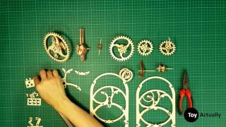 UGEARS 20 Minute Timer Fixing