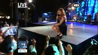 Helena Paparizou - Fili Tis Zois (Live @ Mad North Stage Festival 2013 by TIF)